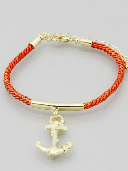 ANCHOR ROPE STACKABLE BRACELETS