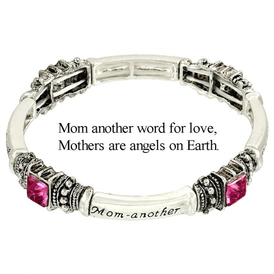 Mom another word for Love Bracelet